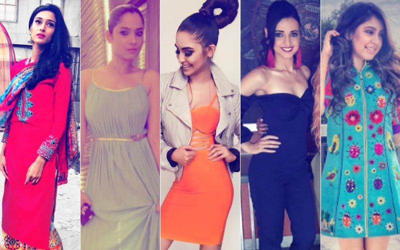 BEST DRESSED & WORST DRESSED Of The Week: Erica Fernandes, Ankita Lokhande, Krystle D'souza, Sanaya Irani Or Niti Taylor?