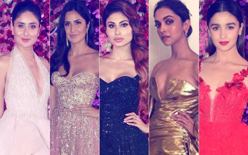 BEST DRESSED & WORST DRESSED At Lux Golden Rose Awards, 2017: Kareena Kapoor, Katrina Kaif, Mouni Roy, Deepika Padukone Or Alia Bhatt?