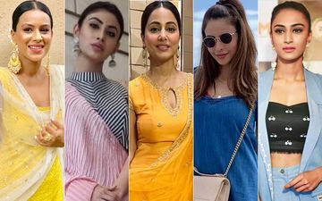 BEST DRESSED & WORST DRESSED Of The Week: Nia Sharma, Mouni Roy, Hina Khan, Aamna Sharif Or Erica Fernandes?