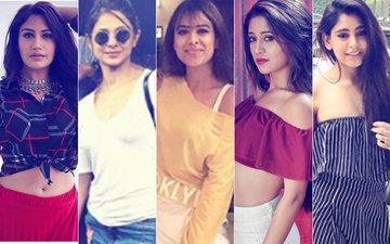 BEST DRESSED & WORST DRESSED Of The Week: Surbhi Chandana, Jennifer Winget, Nia Sharma, Shivangi Joshi Or Niti Taylor?
