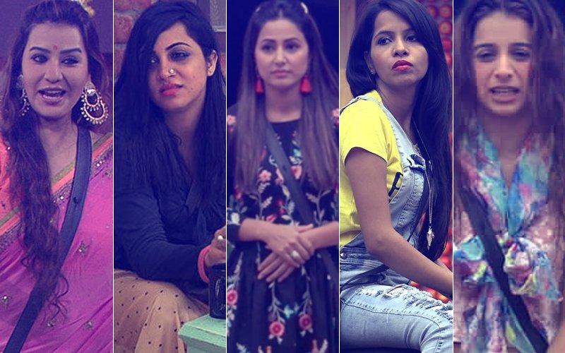 BEST DRESSED & WORST DRESSED In Bigg Boss 11 House: Shilpa Shinde, Arshi Khan, Hina Khan, Dhinchak Pooja Or Benafsha Soonawalla?