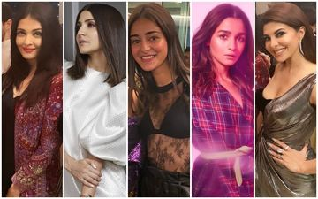 BEST DRESSED & WORST DRESSED AT Katy Perry's Welcome Party: Aishwarya Rai Bachchan, Anushka Sharma, Ananya Panday, Alia Bhatt Or Jacqueline Fernandez?