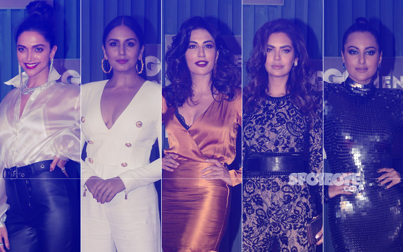 BEST DRESSED & WORST DRESSED At GQ Men Of The Year Awards: Deepika Padukone, Huma Qureshi, Chitrangda Singh, Esha Gupta Or Sonakshi Sinha?