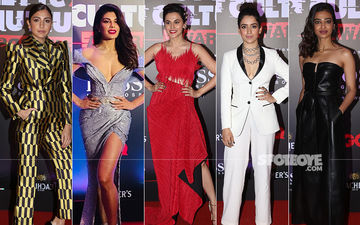 BEST DRESSED & WORST DRESSED At GQ Style And Culture Awards 2019: Anushka Sharma, Jacqueline Fernandez, Taapsee Pannu, Sanya Malhotra Or Radhika Apte?