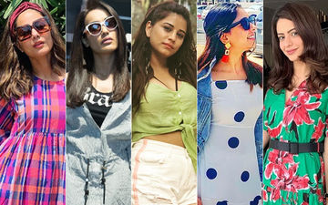 BEST DRESSED & WORST DRESSED Of The Week: Hina Khan, Surbhi Jyoti, Bhumika Gurung, Niti Taylor Or Aamna Sharif?