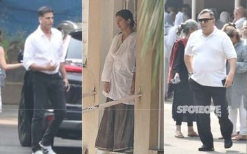Betty Kapadia Funeral: Akshay Kumar, Twinkle Khanna, Rishi Kapoor Pay Last Respects To The Departed Soul