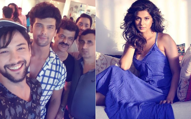 Team Beyhadh Enjoys Wrap-Up Party BUT Jennifer Winget Is MISSING!
