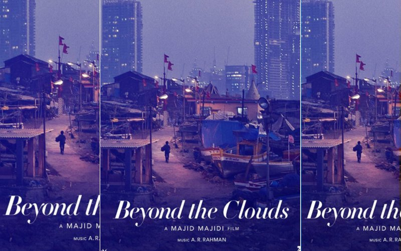 Shahid Kapoor's Brother Ishaan Khattar Reveals Second Poster Of Majid Majidi's Beyond The Clouds