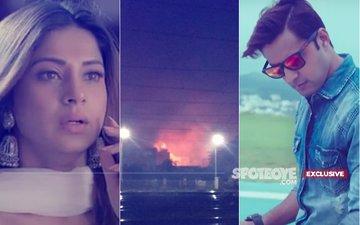FIRE BREAKS OUT in Cinevistaa: Jennifer Winget's Beypanha & Vatsal Sheth's Haasil Shoots Affected