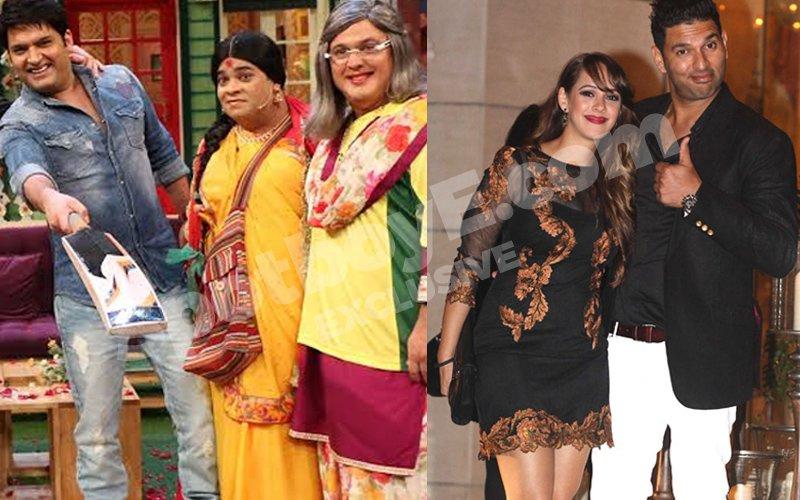 Kapil Sharma To Shoot With Yuvraj Singh And Hazel Keech Tomorrow
