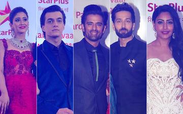 Star Parivaar Awards 2018: Shivangi Joshi, Mohsin Khan, Divyanka Tripathi, Mohit Malik, Nakuul Mehta, Surbhi Chandna Take Trophies Home