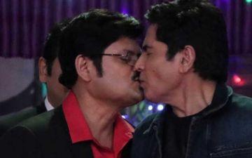 Bhabiji Ghar Par Hain Mega Twist: Tiwari Ji and Bhabuti ji to LOCK LIPS; Rohitashv Gour Shares Pic Of Them Kissing