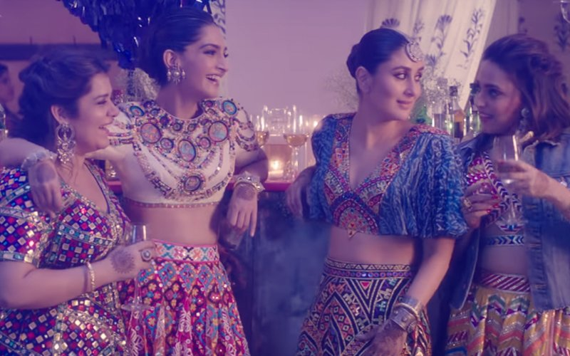 After Sonam Kapoor Ties The Knot, Here Comes Veere Di Wedding's Peppy Number, Bhangra Ta Sajda