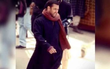 Salman Develops Severe Earache Due To Kashmirs Nippy Weather