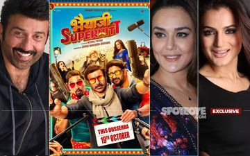 Bhaiaji Superhit, Movie Review: 139 Minutes Of Unbearable Headache And Nausea