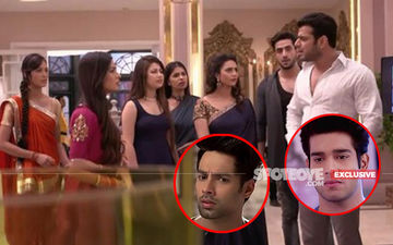 Yeh Hai Mohabbatein Spoiler Alert: Bhalla Family Tortures Their Damaads - Rohan And Karan