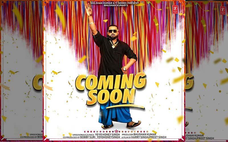 Bhangra-Hip Hop First Look Out: Yo Yo Honey Singh Looks Classy