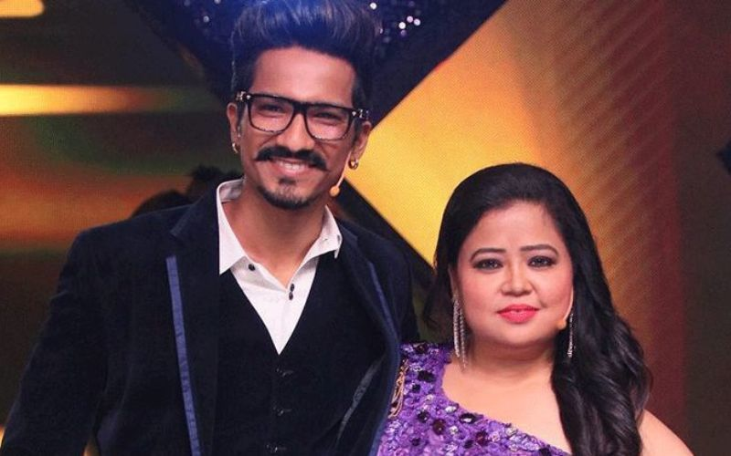 Bigg Boss 14: Bharti Singh's Hubby Haarsh Limbachiyaa Pokes Fun At Himself Post Drug Case 'Aajkal Mere Ghar Par Log Subah Aajate Hain'