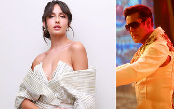 Nora Fatehi On Working With Salman Khan In Bharat: He Is Very Hardworking And A Fabulous Co-Star