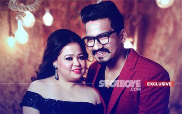 COUNTDOWN BEGINS: With 1 Month To Go For The Wedding, Bharti Singh REVEALS her Top Secret Wedding Diet