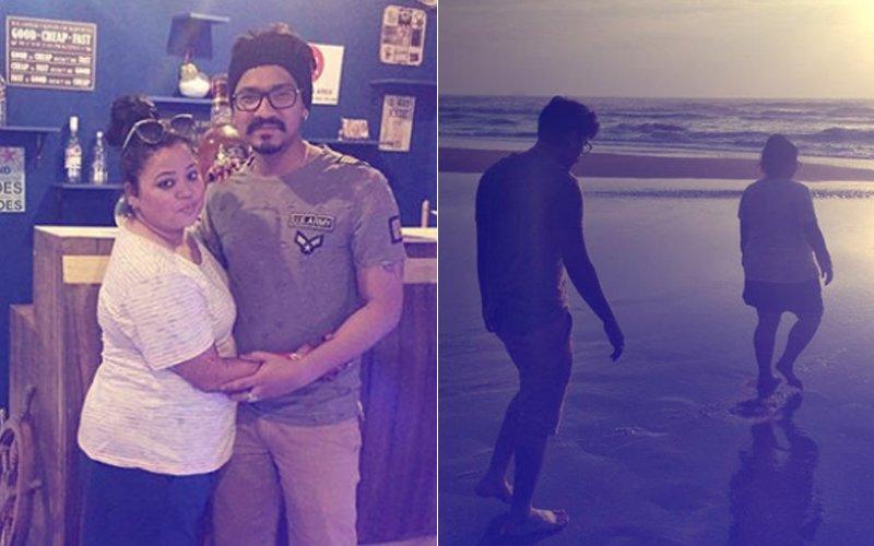 PICS: Newlyweds Bharti Singh & Haarsh Limbachiyaa's Post-Wedding Fun In Goa...
