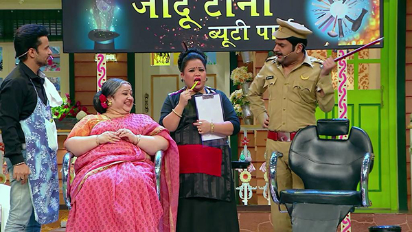 bharti singh and kapil sharma