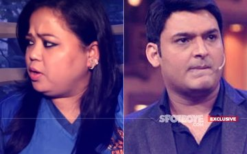 WHAT? Bharti Singh REFUSES To Shoot With Kapil Sharma