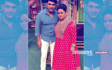 Bharti Singh: I Joined The Kapil Sharma Show To Help My Brother Kapil