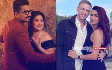Bharti Singh-Harsh Limbachiyaa & Aashka Goradia-Brent Goble To Tie The Knot On The SAME DAY!