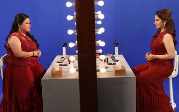 Bharti Singh's Judwaa Moment With Madhuri Dixit On Dance Deewane 2