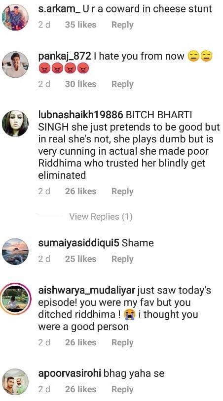 bharti singh trolled 1