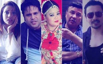 Adaa Khan, Krushna Abhishek, Sudesh Lehri & Anu Malik ARE SHOCKED That Bharti Singh Is Getting Married!