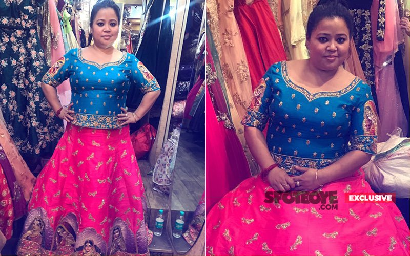 FIRST LOOK: This Is What Bharti Singh Will Wear For Her Wedding