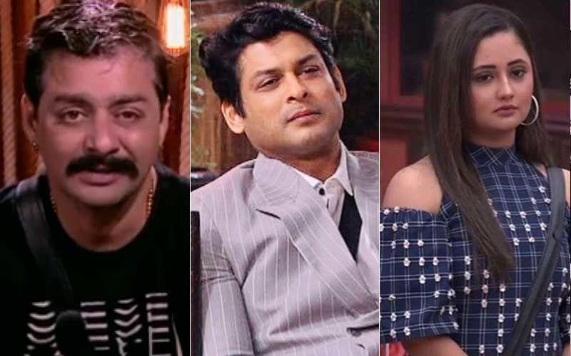 Bigg Boss 13: Rashami Desai And Hindustani Bhau B*tch About Sidharth Shukla Being In Rehab For 2 Yrs