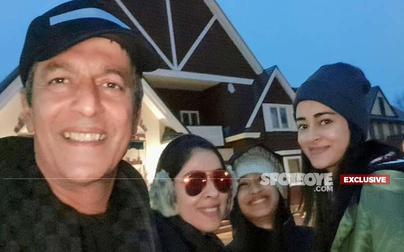 Chunky Panday Reveals Who Is The Most Honest Critic In The Panday Household-EXCLUSIVE