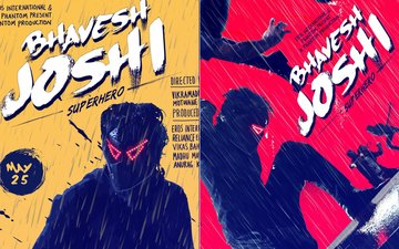 First Look: Harshvardhan Kapoor Returns As Bhavesh Joshi Superhero