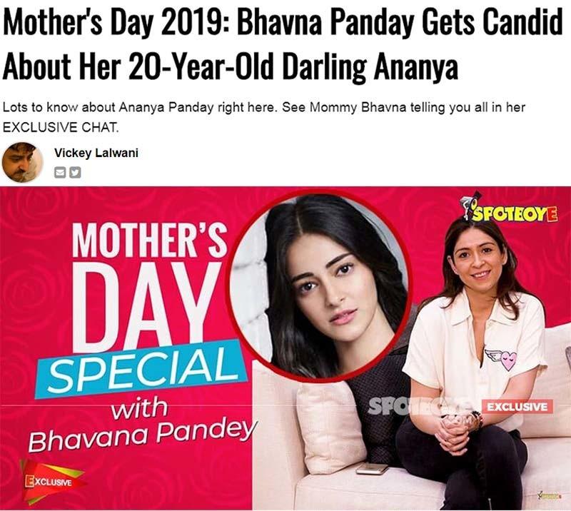 bhavna panday