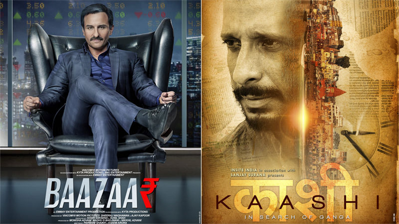 Baazaar, Kaashi Box-Office Collection, Day 1: Saif Ali Khan's Stock Doesn't Open Well, While Sharman Joshi's Suspense Has Intrigued Hardly Any