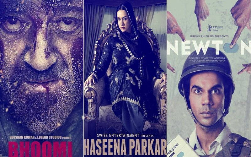 First Day Box-Office Collection: Bhoomi & Haseena Parkar Get A Poor Start. Will The Oscar Entry Boost Newton?