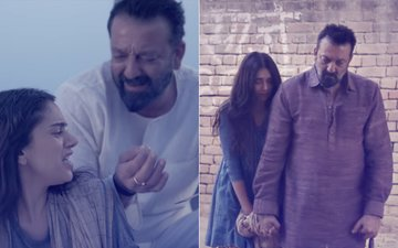 Bhoomi's Kho Diya:  Sanjay Dutt- Aditi Rao Hydari's Soulful Track Strums The Right Chords
