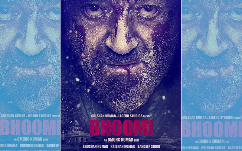 Sanjay Dutt Releases Bhoomi's New Poster On His 58TH Birthday