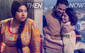 Bhumi Pednekar: I Was Very Nervous About Toilet: Ek Prem Katha, I Had Undergone A Major Transformation