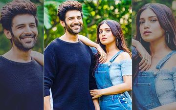 "Bhumi Pednekar On Working With Kartik Aaryan, ""His Comic Timing Is Just Great"""