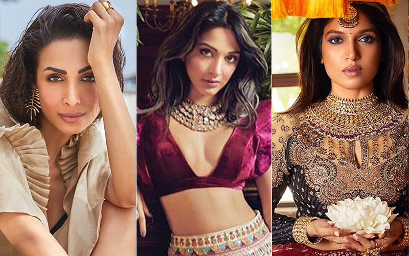 Malaika Arora, Kiara Advani And Bhumi Pednekar Are Acing Covergirl Fashion With Their Designer Looks