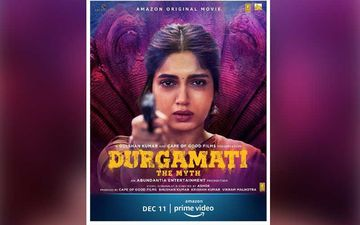 Durgamati: Bhumi Pednekar On Playing A Fierce Role, 'Usually Male Actors Do A Film Like This'