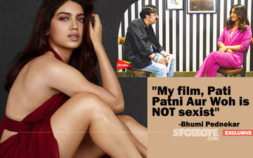 Bhumi Pednekar UNFILTERED On Controversies Of Bala, Saand Ki Aankh And Pati Patni Aur Woh- EXCLUSIVE