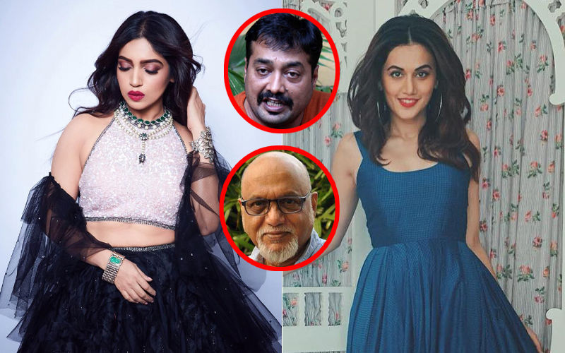 Taapsee-Bhumi Womaniya Update: Anurag Kashyap Refuses To Pay Extortion Sum To Pritish Nandy