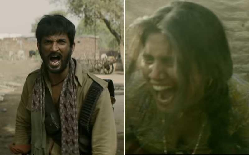 Sonchiriya Trailer: Sushant Singh Rajput And Bhumi Pednekar Are Convincing As Rebels