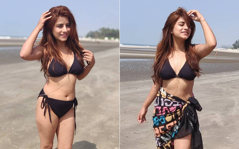 Bhumika Gurung Has A Befitting Reply To Those Trolling Her Bikini Avatar