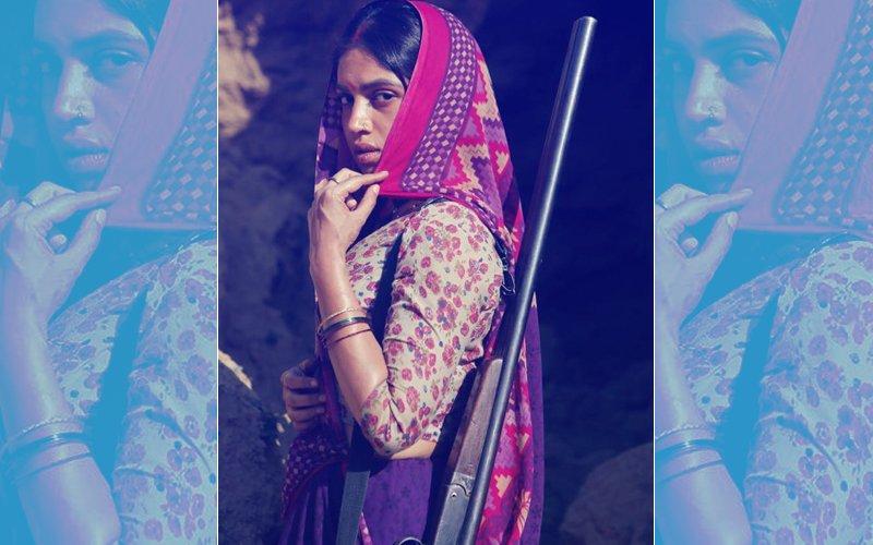 FIRST LOOK: Bhumi Pednekar Looks Fierce In Son Chiriya